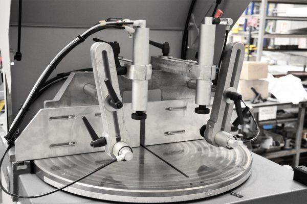 Mario Bianchi - Macchine Utensili - Troncatrici Alluminio
