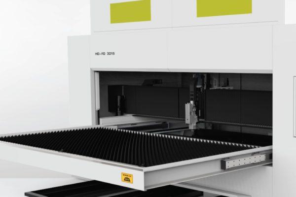 Mario Bianchi - Macchine Utensili - Impianti Taglio Laser