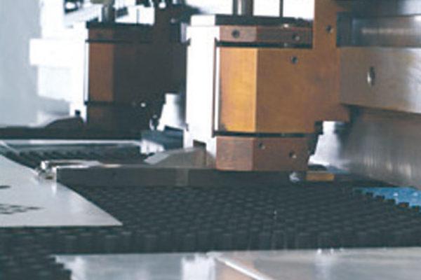 Mario Bianchi - Macchine Utensili - Punzonatrici